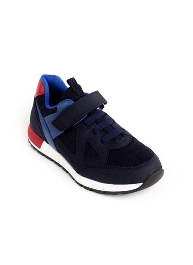 minipicco Unısex Ortopedik Destekli Çocuk Spor Ayakkabı Lacivert
